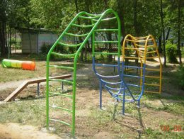 Детские комплексы, качели, лестницы, карусели